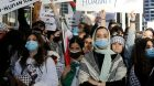 Chicago and nationwide demonstrations demand end to attacks on Palestinians