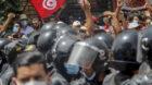 Tunisia in turmoil after president dissolves parliament