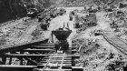 Today in labor history: Panama Canal, built by 75,000, opens