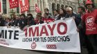 May Day 2013: Workers march all over the world