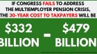 Workers lose pensions as lawmakers tackle multi-employer plan problems